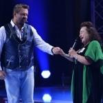 """A cântat cu unii dintre cei mai mari cântăreţi, iar la 77 de ani participă la """"X Factor"""""""