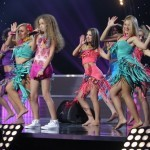 """În gala a patra """"KIDSing"""", Wilmark şi Gabriel Cotabiţă au dansat pe ritmuri latino"""