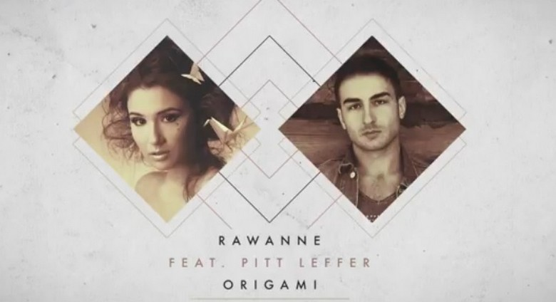 rawanne pitt leffer lyric video origami