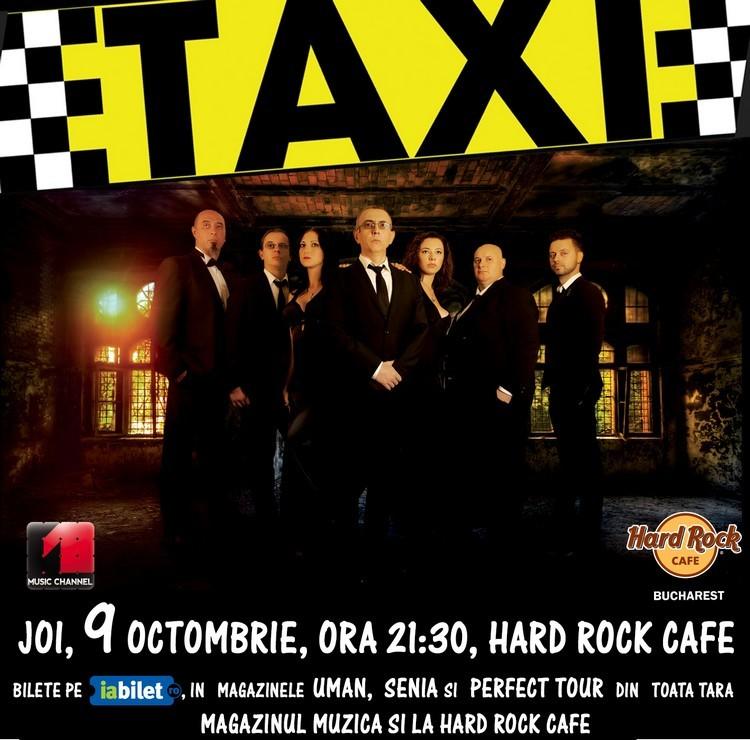 taxi hard rock concert