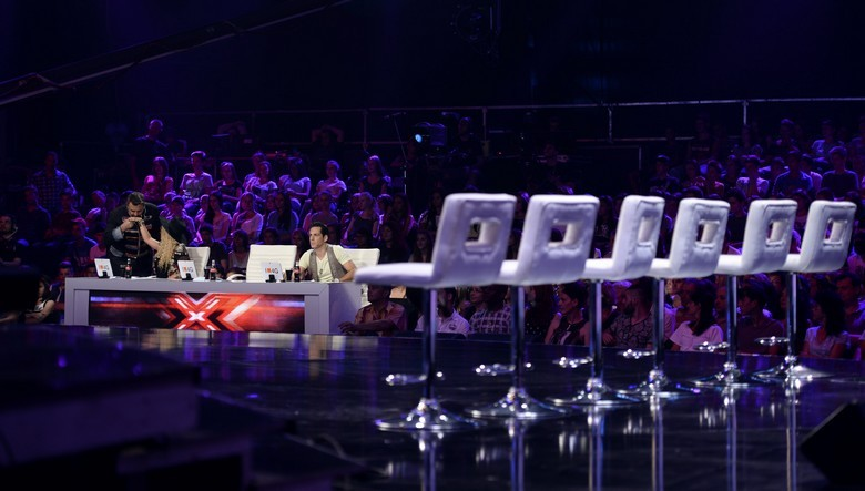 Juriul X Factor - BOOTCAMP