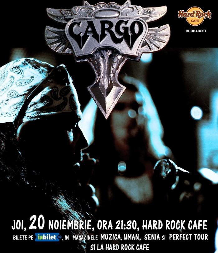 cargo hard rock noiembrie 2014