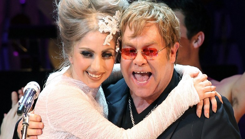 (FILE PHOTO) Elton John To Receive First Brit Icon Award: A Look Back