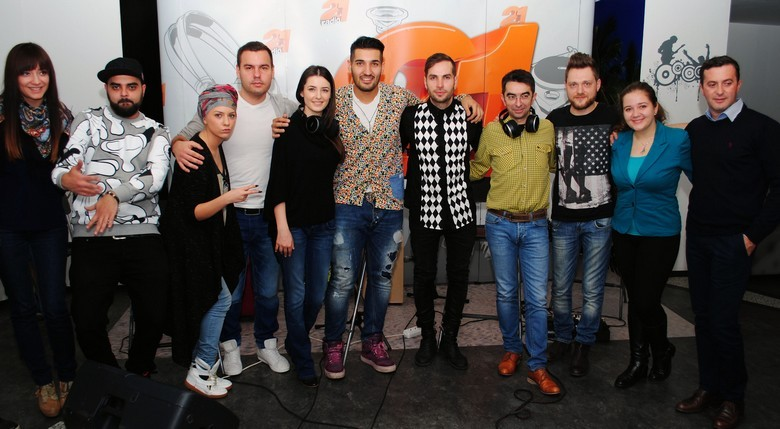 Radio 21 - Mihai Gainusa & Famous Production