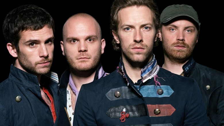 Coldplay videoclip inedit fani
