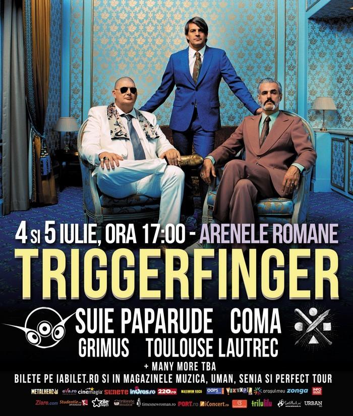 Triggerfinger afis shine