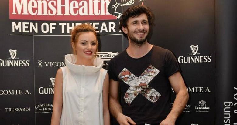 Alexandra Stan si Dragos Bucur