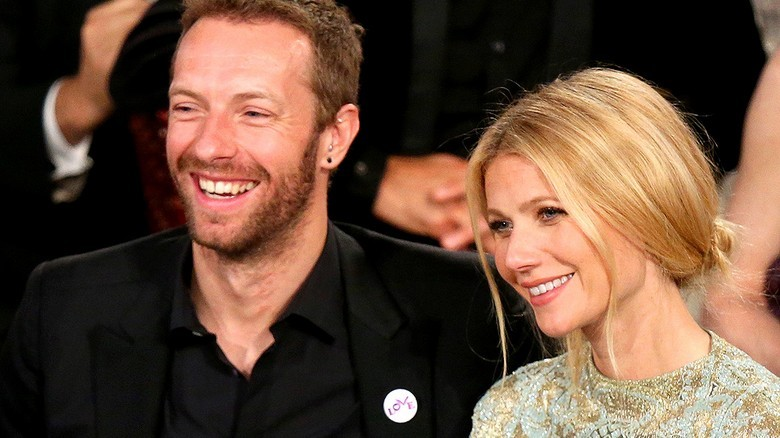 Chris Martin si Gwyneth Paltrow
