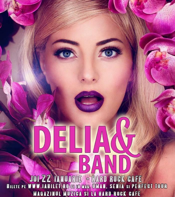 Delia hard rock ianuarie