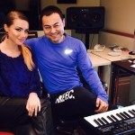 Otilia lucrează la o piesă nouă cu un cântăreţ faimos din Turcia
