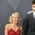 Shakira şi Gerard Pique au devenit părinţi pentru a doua oară