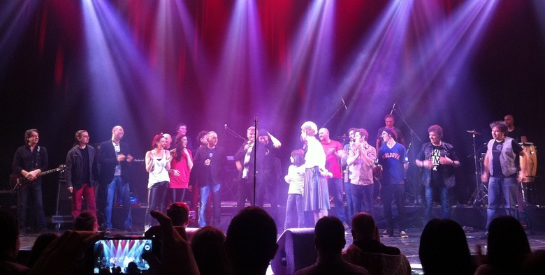 Concert Teo Trandafir Sala Palatului
