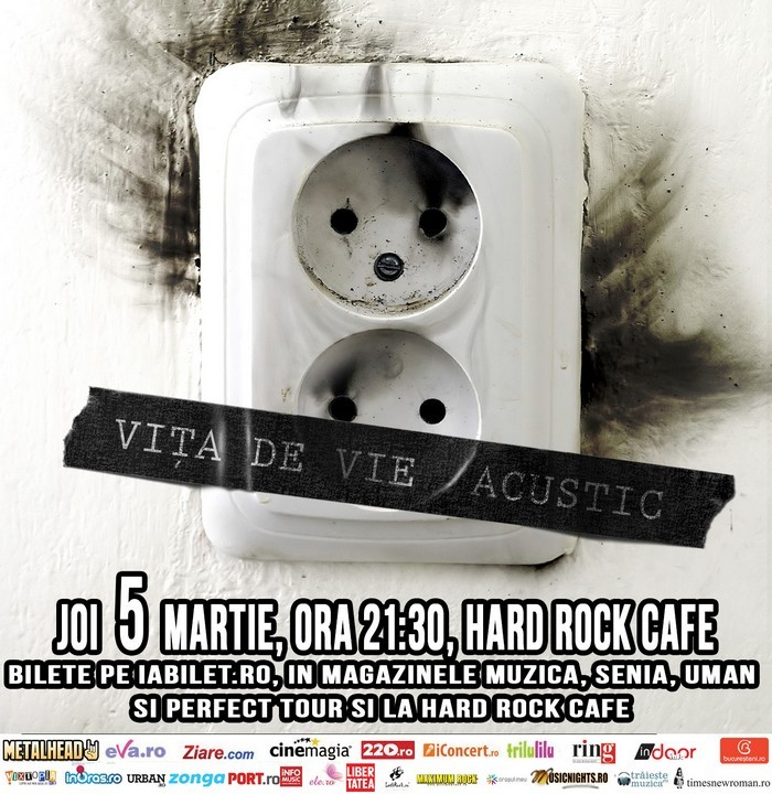 Vita-de-Vie-Poster-Hard-Rock-Cafe