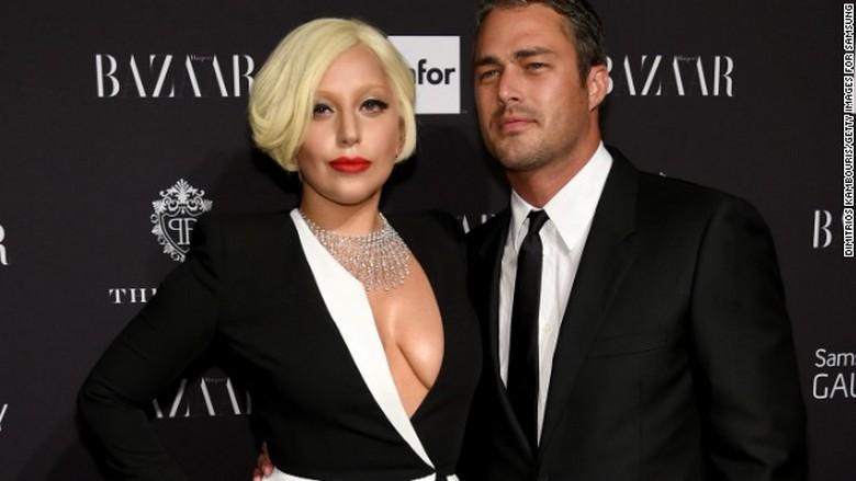 Lady Gaga si Taylor Kinney