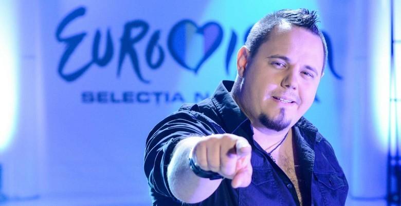 Ovidiu Anton - Eurovision 2015