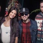 VIDEO Antonia și Mădălina Ghenea, filmuleț surpriză pentru Andrei de la Kiss FM