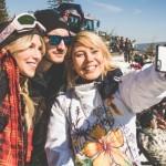 Corina și Deliric au pariat pe câștigători în cea mai tare competiție de snowboarding