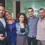 VIDEO Horia Brenciu le-a cântat unor îndrăgostiți o melodie compusă special pentru ei