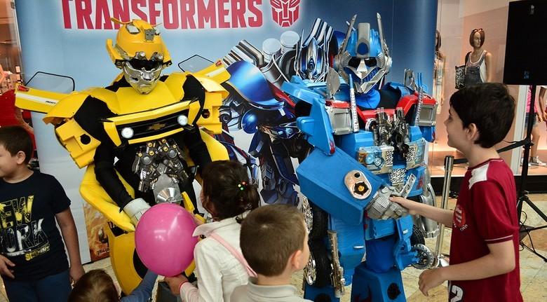 Mascotele Transformers