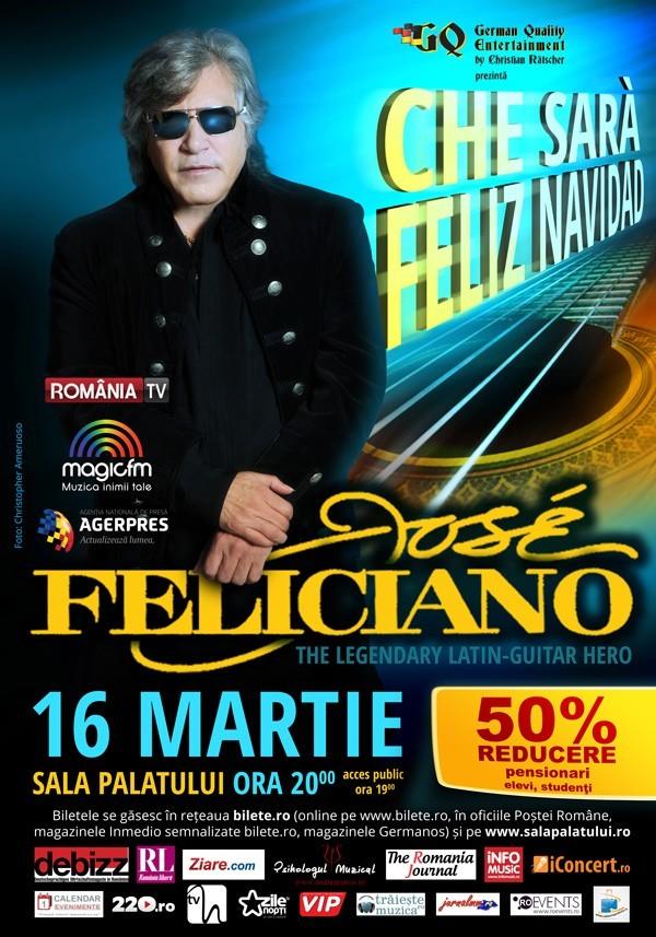 Poster Jose Feliciano