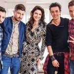 """The dAdA şi Alexandra Ungureanu au prezentat un teaser al piesei """"Ne iubim"""""""