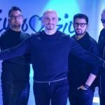 """Trupa Voltaj o ia """"De la capăt"""" la Eurovision 2015"""