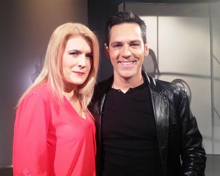 Liana Stanciu cu Stefan Banica