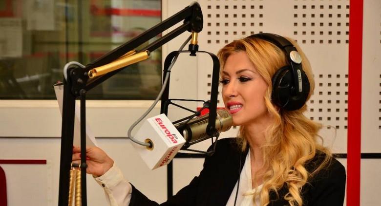 Andreea Balan la Europa FM