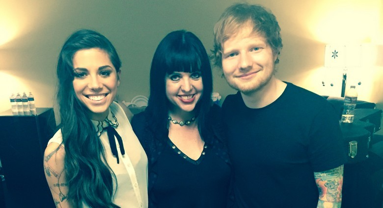 Christina Perri ED Sheeran