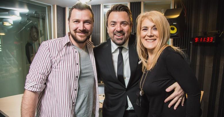 Horia Brenciu MAGIC FM