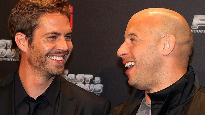 Paul Walker si Vin Diesel