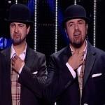 """Horia Brenciu şi Cosmin Seleşi cântă împreună la """"Te cunosc de undeva"""""""
