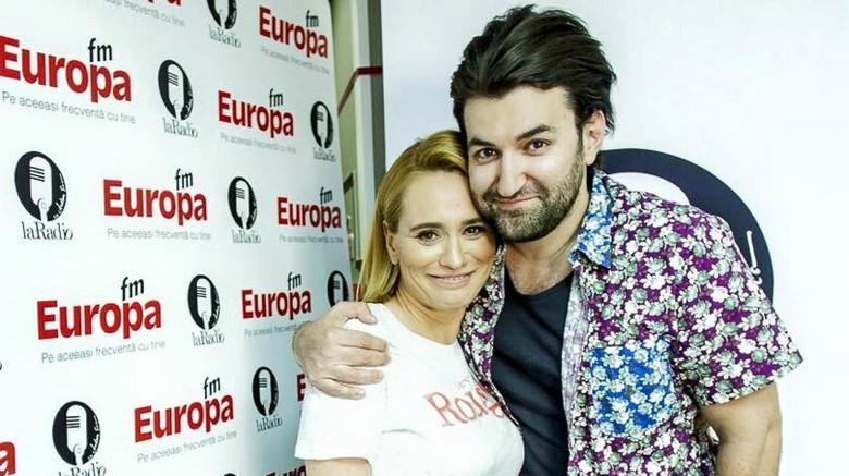 Andreea Esca si Smiley