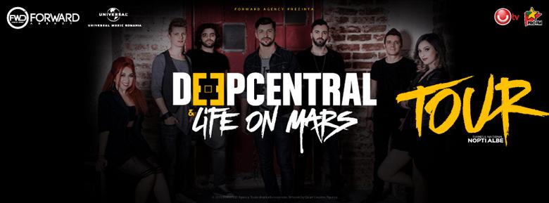 Deepcentral Life on Mars