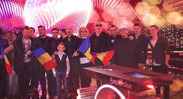 voltaj semifinala calificat finala eurovision