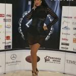 Andreea Dogaru o îmbracă pe cântăreață americană Nyanda