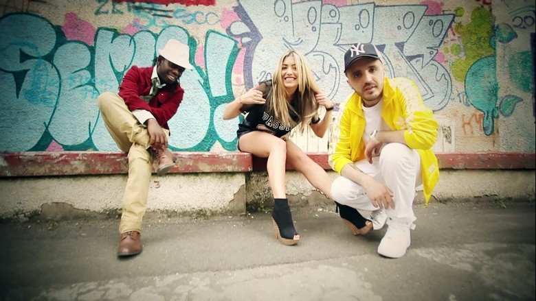 misty karie johnny king videoclip ragga girl