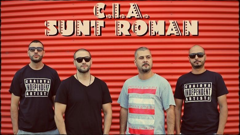 C.I.A. - Sunt Roman