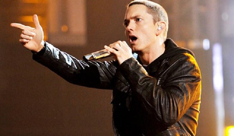 Eminem numar cuvinte versuri