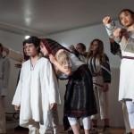 """Piesa """"Povestea lui Harap-Alb"""", s-a jucat la New York cu ajutorul a doi români"""
