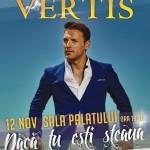 Nikos Vertis, în concert, pe 12 noiembrie, la Sala Palatului