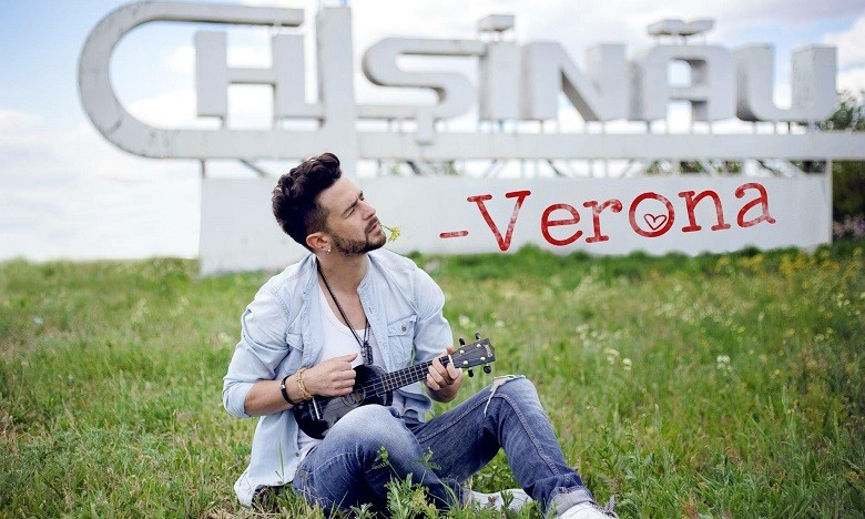 Pasha Parfeny videoclip Chisinau Verona