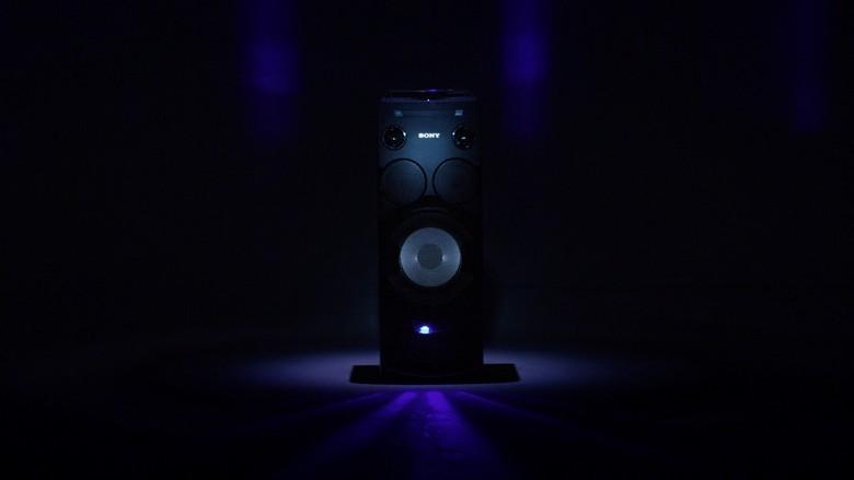 Sony Cymatics