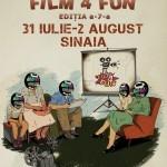 """""""Cuscrii"""", """"America venim"""" și """"Despre oameni și melci"""", printre filmele proiectate la festivalul Film 4 Fun"""