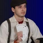 Magicianul Emil Drăgan, singurul român participant la Campionatul Mondial de Magie