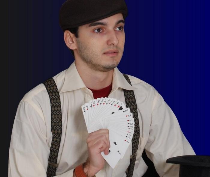emil-dragan campionat mondial magie