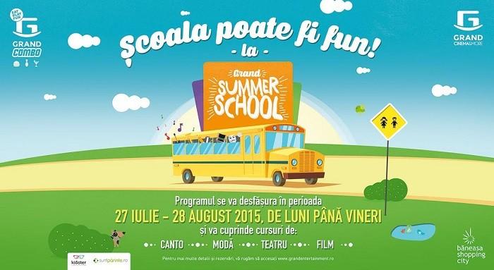 grand summer school 2015