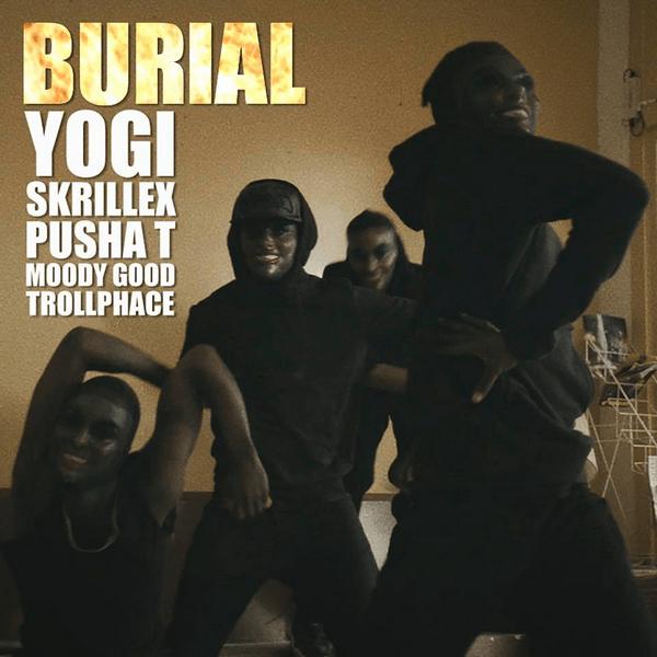 Yogi Burial