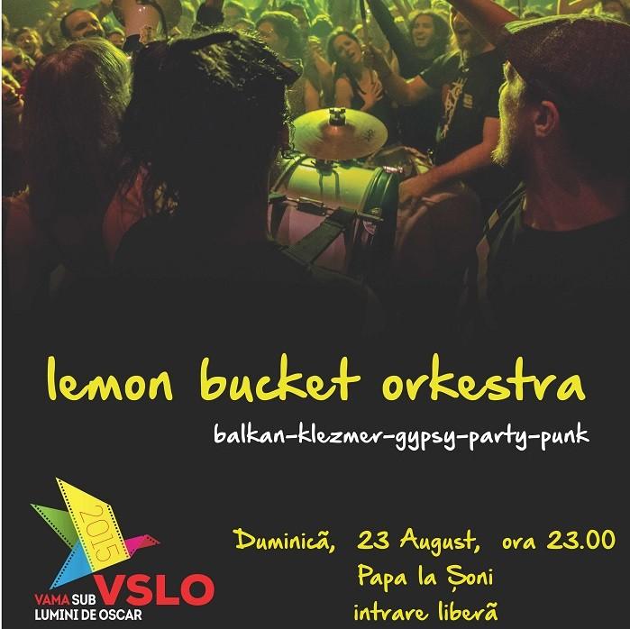 Afis Lemon Bucket Orkestra