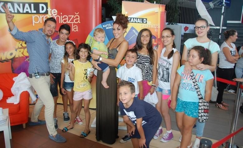 Ana-Maria Barnoschi roata norocului preselectii copii